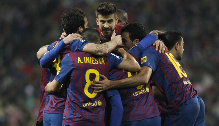 El super clasico español Real Madrid Vs Barcelona  427280