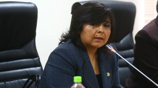 Ollanta Humala, René Zubieta, Óscar Valdés Dancuart, Ana Jara Velásquez