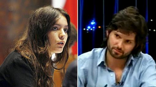 Camila Vallejo, Protestas en Chile, FECH, Chile, Gabriel Boric, Federación de Estudiantes de Chile