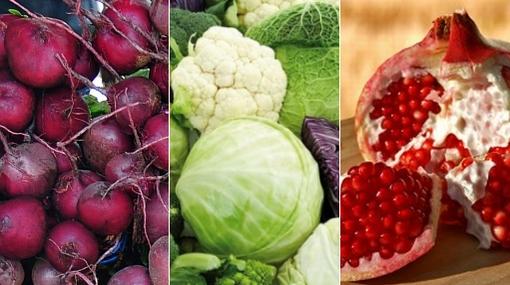 Frutas, Alimentación, Verduras, Comida sana, Comida saludable, Beterraga