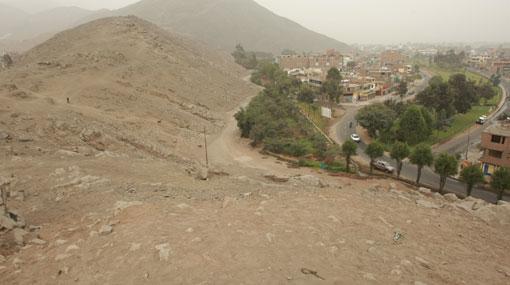 Municipalidad de Lima, Lima Milenaria, Avenida Javier Prado, Municipalidad de Ate,  Puruchuco