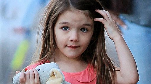 Suri Cruise,  Tom Cruise