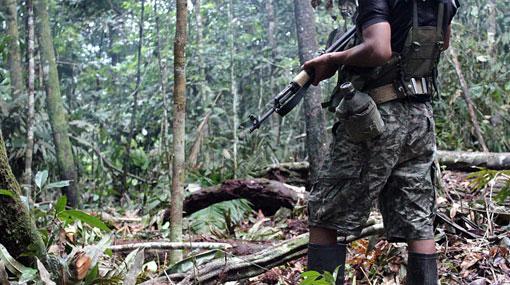 Narcoterrorismo, Comando Conjunto de las Fuerzas Armadas, VRAE, Sendero Luminoso, Vizcatán