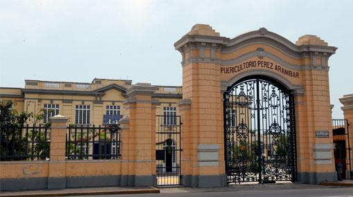 Puericultorio Pérez Araníbar, Beneficencia de Lima, Luis Bambarén, Susana Villarán
