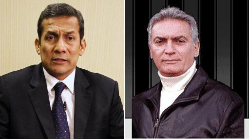 Ollanta Humala, Luis Favre
