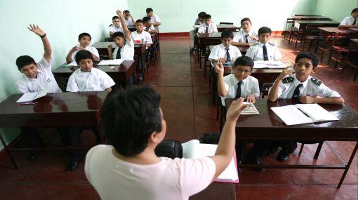 Ministerio de Educación, , Año escolar 2012
