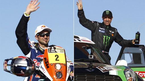 Rally Dakar 2012