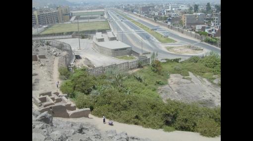 Ministerio de Cultura, Ate, Avenida Javier Prado, Municipalidad de Ate, Puruchuco