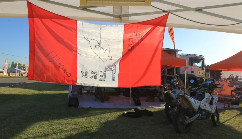 Rally Dakar 2012 435188