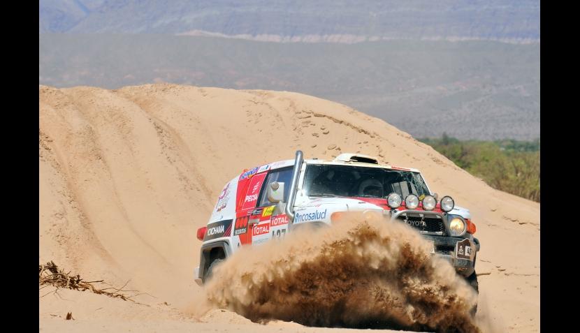 Rally Dakar 2012 435192