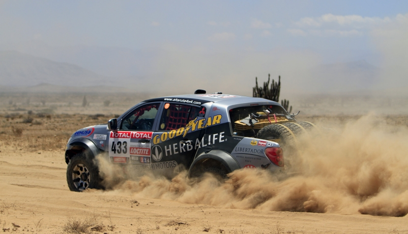 Rally Dakar 2012 435193