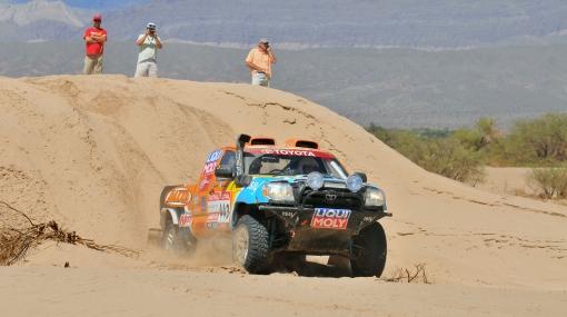 Rally Dakar 2012 435224