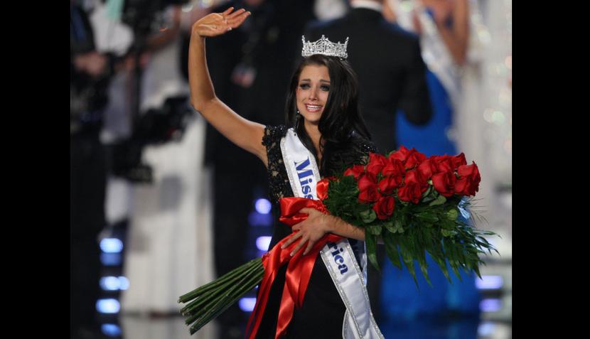 , Belleza, Concursos de belleza, Televisión,  Miss America 2012