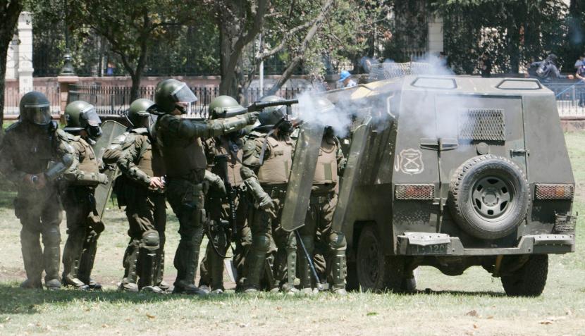 Chile, Protestas en Chile, Sebastián Piñera, Camila Vallejo, Giorgio Jackson, Foto galería
