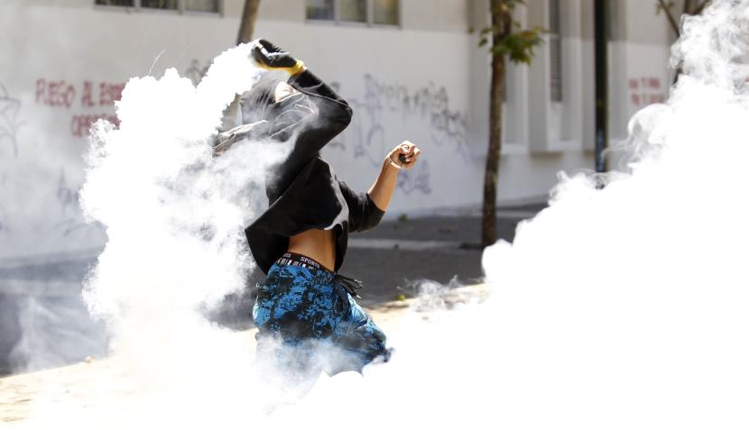 Camila Vallejo, Protestas en Chile, Giorgio Jackson, Chile, Foto galería, Sebastián Piñera