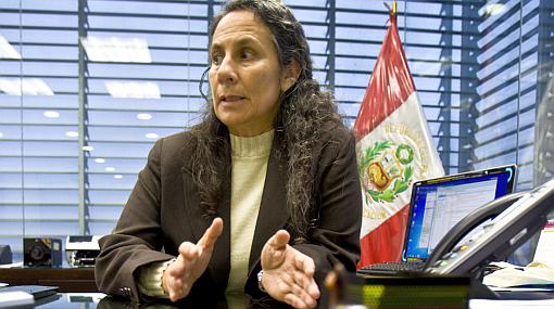 Ministerio de Educación, Abimael Guzmán, Sendero Luminoso, Movadef, JNE, Patricia Salas