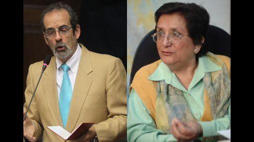 Ollanta Humala, Javier Diez Canseco, Rosa Mavila