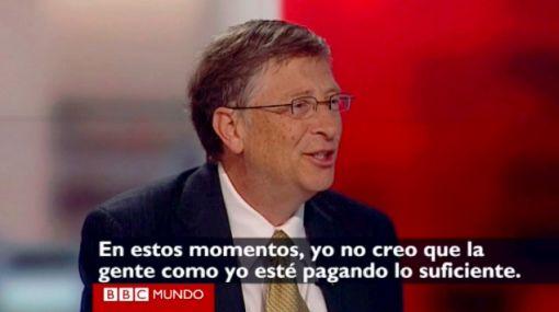 Bill Gates, Microsoft, Estados Unidos
