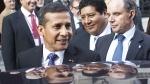 Ollanta Humala, Madrid