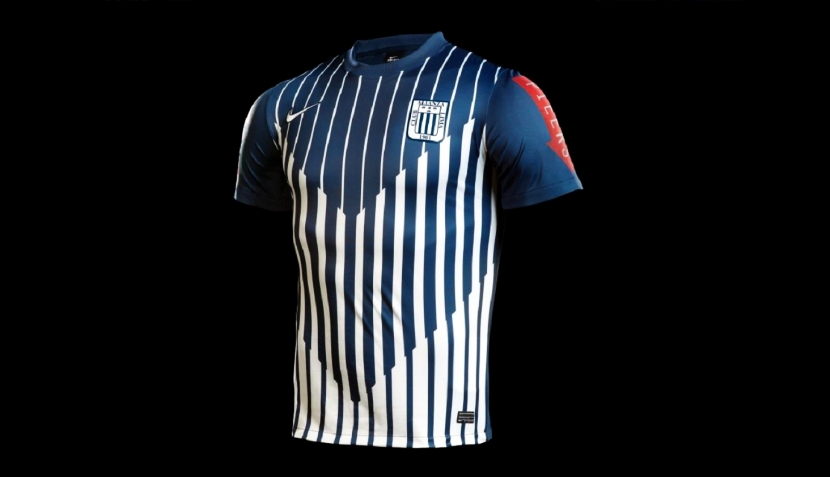 Descentralizado 2012, Alianza Lima,  Camiseta de Alianza Lima