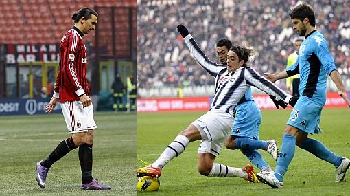 AC Milan, Juventus, Liga italiana, Serie A, Fútbol italiano, Calcio