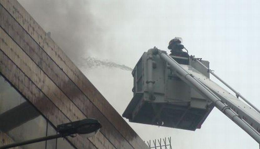 Mesa Redonda, Incendios en Lima, Incendio en Mesa Redonda, Incendio en jirón Paruro