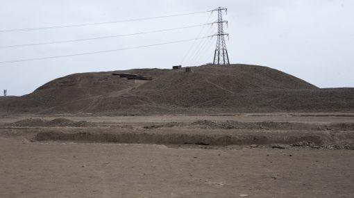 Lima Milenaria, Garagay