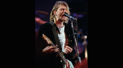 Kurt Cobain trabajaba en un disco solista antes de morir