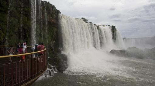 Maravillas Naturales del Mundo, Cataratas de Iguazú, New 7 Wonders