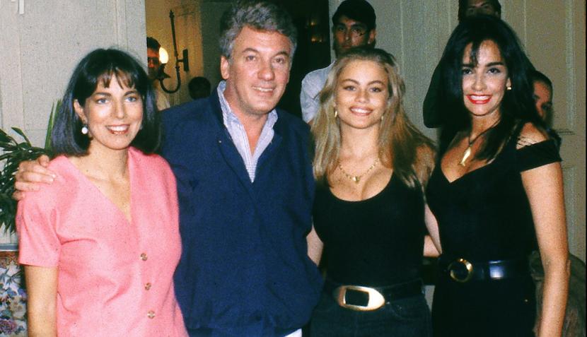 Luciana Salazar, Gloria Trevi, Sofía Vergara, Sofía Franco, Thalía