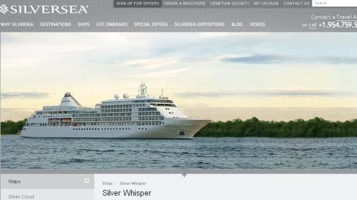Cruceros, Turismo de lujo