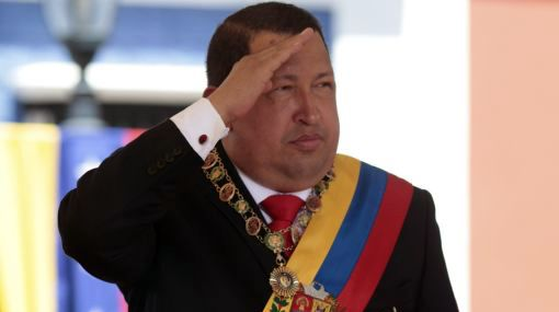 Hugo Ch&Atilde;&iexcl;vez y el c&Atilde;&iexcl;ncer