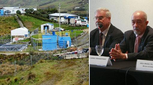 Conflictos sociales, Cajamarca, Ministerio del Ambiente, Protestas antimineras, Proyecto Conga, Peritaje a Conga