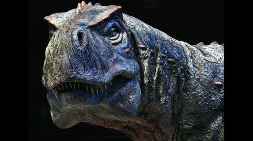El poderoso mordisco del tiranosaurio rex  El dinosaurio ten