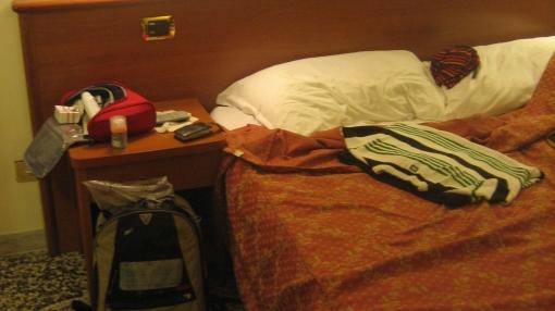Hoteles, Turistas