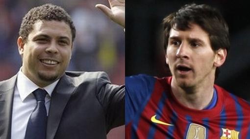 "Ronaldo: ""Messi solo será leyenda cuando gane un Mundi"