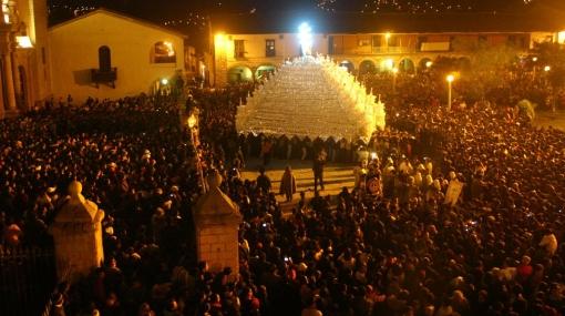 Ayacucho, Semana Santa, Turismo interno