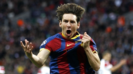 FC Barcelona, Lionel Messi, Los Ángeles Galaxy, France Football, Real Madrid