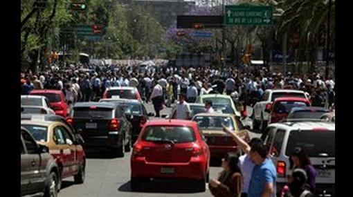 FUERTE TERREMOTO EN MEXICO 7.9 457340