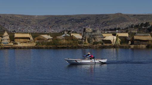 , Lago Titicaca, Puno, Contaminación ambiental