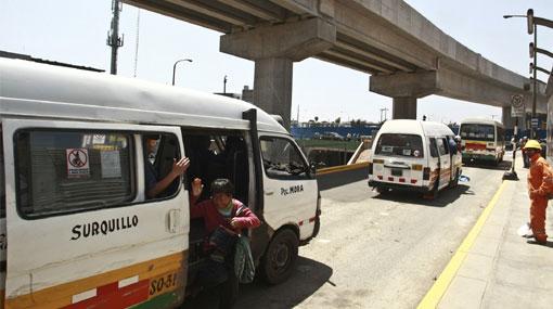 Metro de Lima, Tren electrico