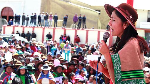 Cáncer, Nadine Heredia, Puno
