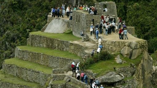 Turismo interno, Cusco Machu Picchu, Turismo receptivo