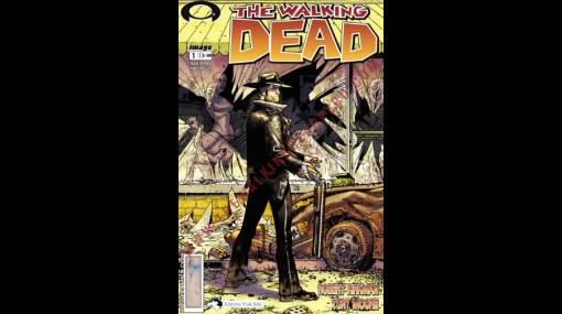 The Walking Dead, Cómic,  Universo Cómic