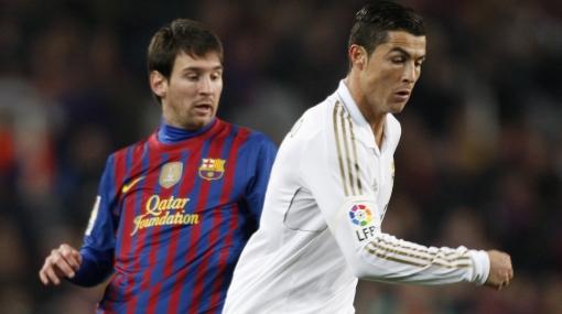 Messi y CR7 baten récord de máxima cantidad de goles en LF