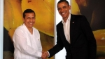 Barack Obama, Ollanta Humala, 