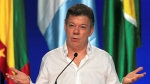 Colombia, Juan Manuel Santos, Per, Narcotrfico, VI Cumbre de las Amricas