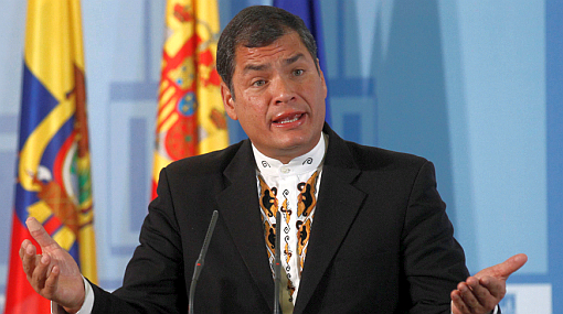 Ecuador, Rafael Correa, Estados Unidos, ONU, VI Cumbre de las Amricas