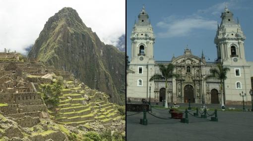 Machu Picchu, Iquitos, Lima, Cartagena de Indias, Buenos Aires, Los +