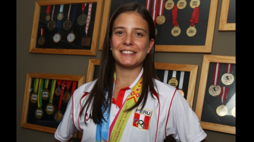 Claudia Rivero, Londres 2012, Bádminton, Juegos Olimpicos Londres 2012